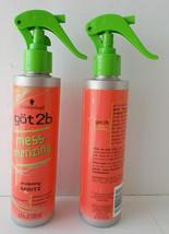 "2X Got2B Mess-Merizing Sculpting Spritz ""Messy"" Styled Hair Schwarzkopf ... - $19.79"