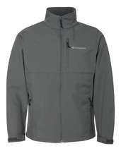 Columbia Ascender Full Zip Softshell Jacket Mens Adult Sports 155653 - $99.99+