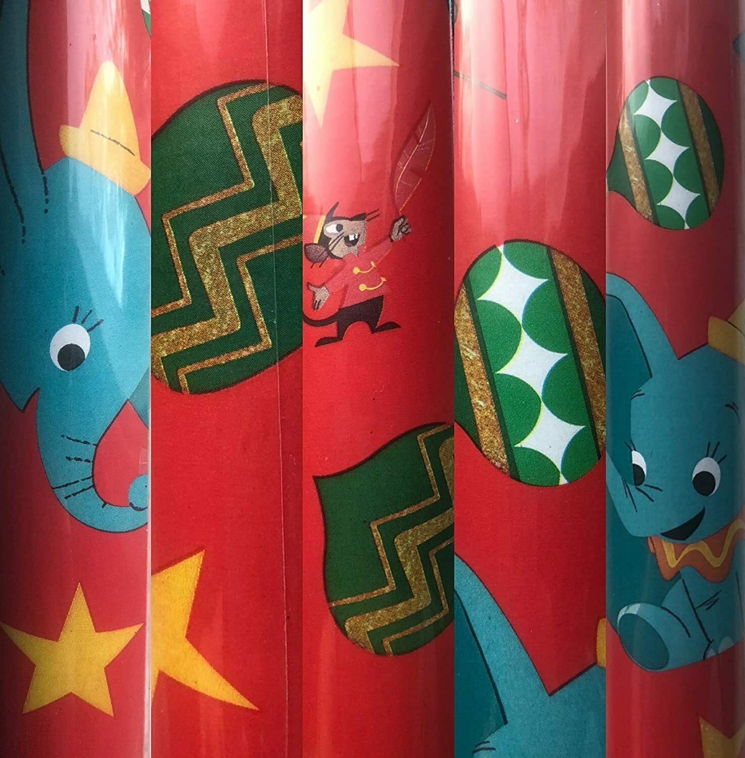 """1 Roll The Mandalorian /""""The Child/"""" Grogu Christmas Gift Wrapping Paper 70 sq ft"""