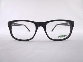 PUMA PE0020O 005 Optical Frame Black Square Eyeglasses  - $99.07