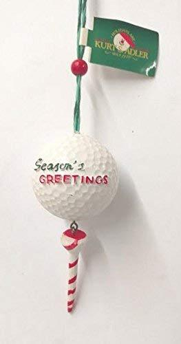 Primary image for Golf Ball Ornament (B)