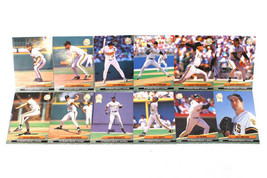 Fleer Ultra Series II Pittsburgh Pirates 1992 Baseball Team Set of 12 Cards - $5.24