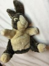 Folkmanis Hand Puppet Baby Dutch Bunny Rabbit Plush Animal Preschool Daycare  - $14.01