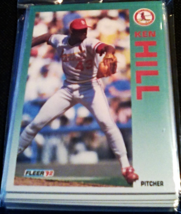 1992 Fleer Lot of 20 Baseball Cards Mixed Lot C See Pictures May Have Dups - $4.99