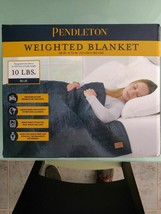 """Pendleton Glass Beads Weighted Blanket 48""""x72"""" Anxiety Stress Relief 10l... - $49.13"""