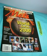World Series 2000 New York Yankees Magazine Special Collector's Edition ... - $13.85
