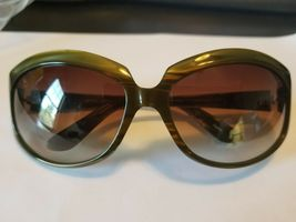 Oliver Peoples sunglasses 63-17-120 La Donna JA Green 8770..BRAND NEW AUTHENTIC image 4