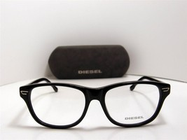 Hot New Authentic Diesel Eyeglasses DL 5005 001 DL5005 54mm - $71.24