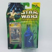 Star Wars Power Of The Jedi Col.2 Potj Coruscant Guard Nip 2000 - $10.95