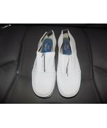 Keds Stretch Zip White Shoes Size 7  Women's EUC - $28.35