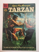 Tarzan #123 Early Silver Age Dell Jungle Comic 1961 - $18.95