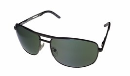 Timberland Mens Brushed Silver Metal Aviator Sunglass TB7116 13N - $17.99