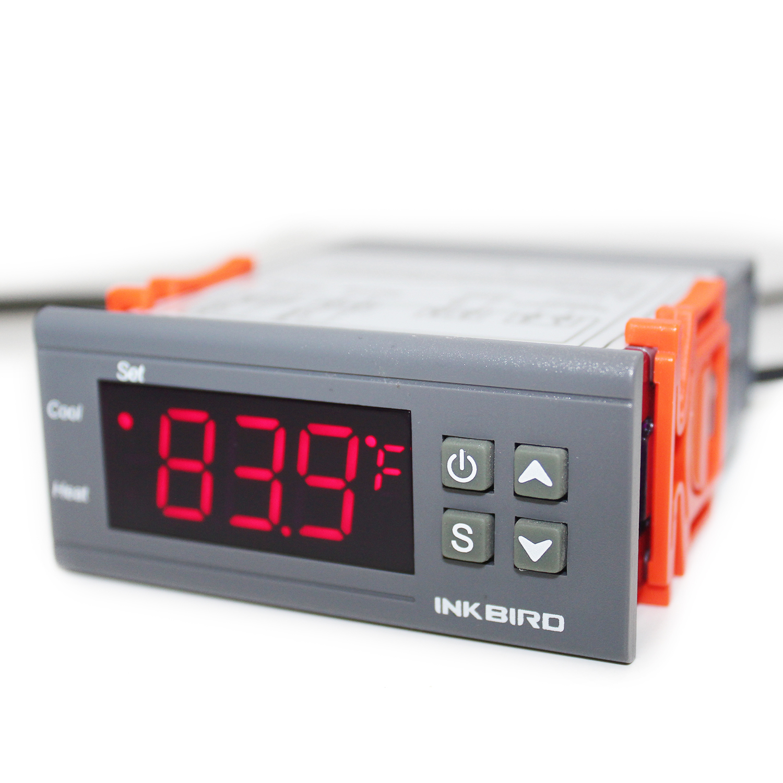 Inkbird ITC-1000 Dual Stage All-Purpose Digital Temperature Controller Thermosta