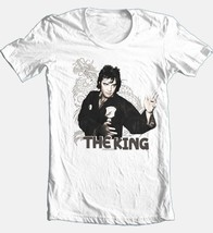 Elvis Presley The King T-shirt Karate retro vintage 70's rock & roll tee ELV595 image 2