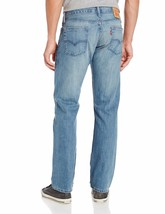 NEW LEVI'S STRAUSS 514 MEN'S COTTON ORIGINAL SLIM STRAIGHT LEG JEANS 514-0540 image 2