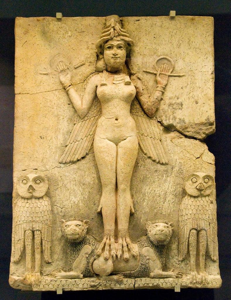 POWERFUL FERTILITY SPELL~Ishtar. Goddess of Ancient Mesopotamia ! XXX DARK ARTS