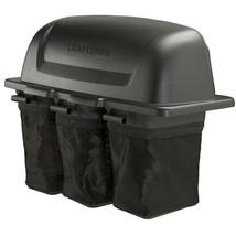 Husqvarna 3 Bin Soft Bagger for 48 Inch FABRICATED Clear Cut Deck Riding Mowers - $455.39