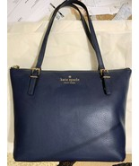Kate spade PXRU8501 Watson Lane Small Maya Blazerblue Bag NWT - $148.49