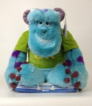 "NEW Disney Pixar Monsters Inc. University 24"" Sulley Stuffed Plush Oozma... - $35.59"