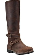 TIMBERLAND WOMEN'S WHEELWRIGHT TALL BUCKLE WATERPROOF BOOTS A15T3 SIZE:8.5 - $230.49 CAD