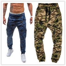2018 New Fashion Men Camouflage Sports Joggers Sweatpants  Men's Casual Loose Co - $34.68