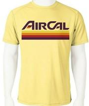 Air Cal Dri Fit graphic Tshirt moisture wicking SPF retro California Sun Shirt image 1