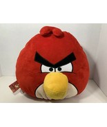 Angry Birds Red plush Rovio Entertainment large stuffed animal soft toy ... - $9.89