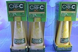 Shampoo Cre-c Max !Ahora Con Ginseng! (2 Shampoos Cre-c Max + 1 Cre-c Ma... - $37.95