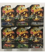 2019 Hot Wheels Halloween 6 Car Set Limited Time Free Shipping Diecast E... - $17.77