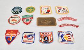 Lot of 13 Patch Boy Scouts Brotherhood Nimham Camporee Historic Dutch Dutchess - $49.50