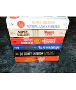 Sidney Sheldon lot of 6 Suspense Paperbacks  - $11.99