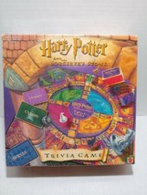 Harry Potter and the Sorcerer's Stone Trivia Board Game from Mattel 2000... - $3.37