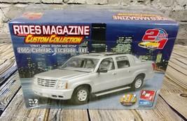 ERTL  Rides Magazine Custom Collection 2005 Cadillac Escalade EXT Model ... - $12.99