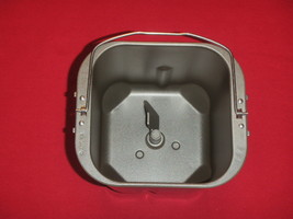 West Bend Bread Maker Pan & Paddle for model 41026 - $30.84