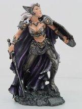 13 Inch Valkyrie Norse Warrior Goddess Resin Statue Figurine - $64.15