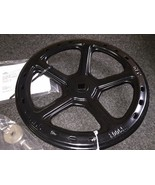 SMS Siemag Industrial Hand Wheel Special Order Retail $999 12X12 Made In... - $47.49