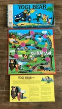Vintage 1971 Yogi Bear Board Game Milton Bradley Hanna Barbara cartoon - $32.50