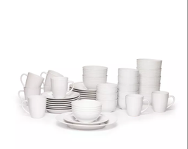 Gourmet Basics by Mikasa Spiral Dinnerware, Plates, Mugs, Bowls +++ - $34.99+