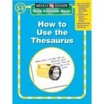 How to Use the Thesaurus (Using Reference Books, Grades 3-5) [Paperback] Laurie