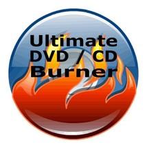 Lo Último y mejor CD & DVD vídeo / HD Blu-ray Burning software - $7.93