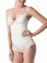 Spanx Lust Have Slimming Teddy in Elegant Pearl (XL), 2441 - $39.59