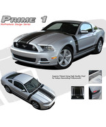 Complete Retro Boss 302 Style Hood Side Graphics Decal Stripes 2013-2014... - $179.99