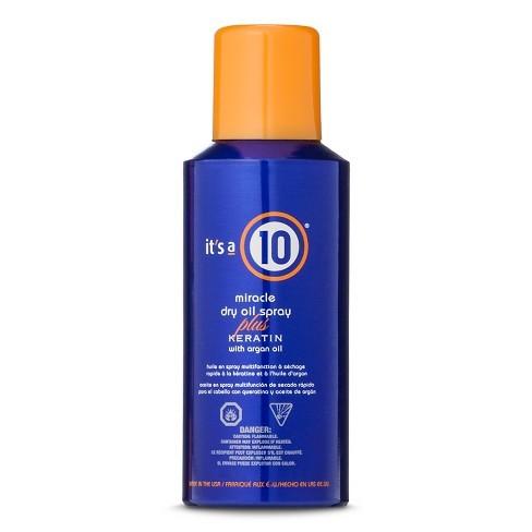 It's A 10  Miracle Dry Oil + Keratin 5oz - $26.00