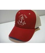 Salt Life Mens A-Flex Hat Live The Salt Life One Size Fits Most Color Re... - $26.14