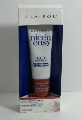 CLAIROL CC+ COLORSEAL CONDITIONER REVITALISANT RADIANT RED 55mL 1.85FL OZ.