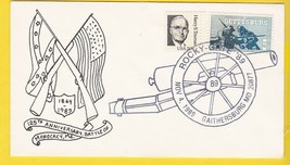 125TH ANNIVERSARY BATTLE OF MONOCACY, MD ROCKY GATE GAITHERSBURG, MD 11/... - $1.98