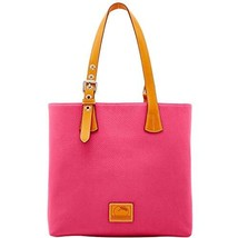 Dooney & Bourke Patterson Leather Emily Tote Top Handle Bag