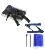 Portable Training Competition Replacement Table Tennis Ping Pong Net wit... - $15.42