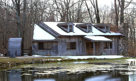 The Mill At The Stone Barn 13 x 19 Photograph - $35.00