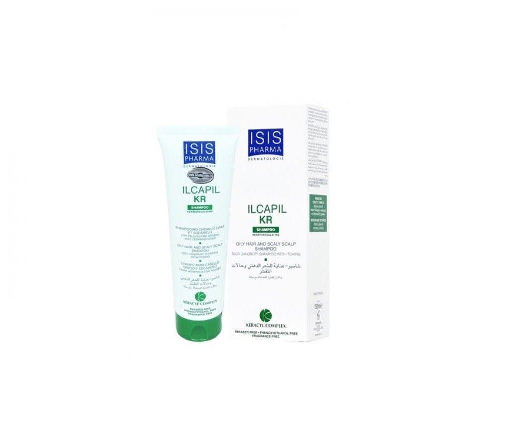 ILCAPIL KR Anti-Dandruff Shampoo 150 ml - IsisPharma